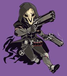 Reaper by m-u-h-a