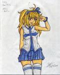 Lucy :FairyTailFanart: