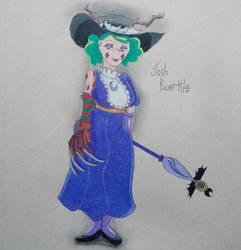 Hey guys I just draw the lady dimitrescu