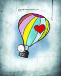 Balloon Of Love by BIGLI-MIGLI