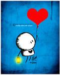 Flying with my heart by BIGLI-MIGLI