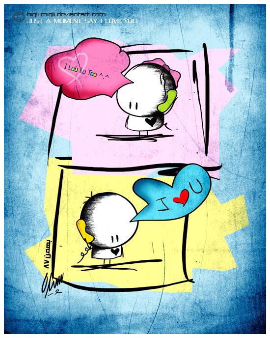 I Love You By Bigli Migli On Deviantart