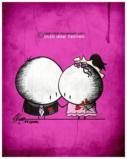 Enjoy Being Together By Bigli Migli On Deviantart