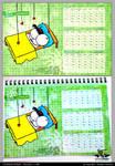 calendar89-Tabestan by BIGLI-MIGLI