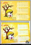 calendar89-Paeez by BIGLI-MIGLI