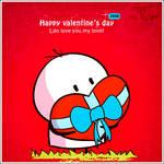 Happy Valentine by BIGLI-MIGLI