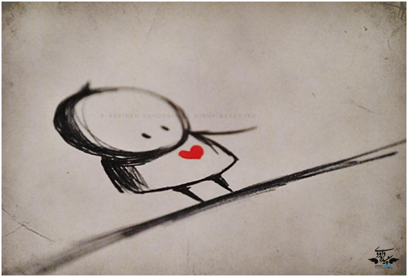 alone by BIGLI-MIGLI