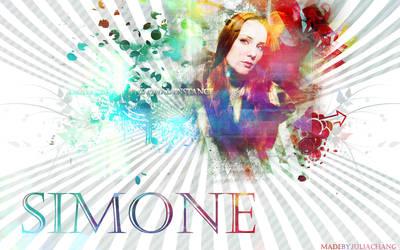 Simone in a Choromobash