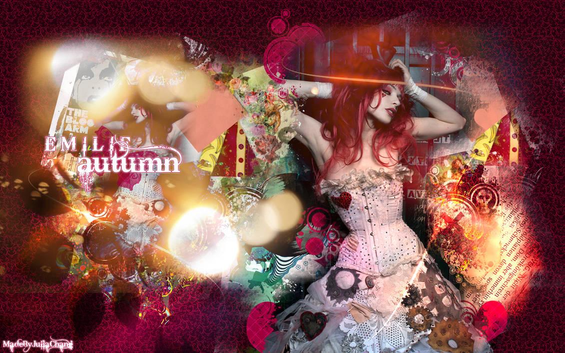 Emilie Autumn Wallpaper
