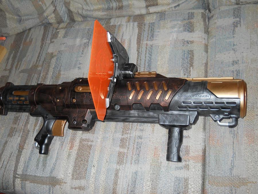 Old Fashioned Nerf Guns