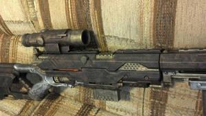 Steampunk Sniper Rifle Western Longstrike