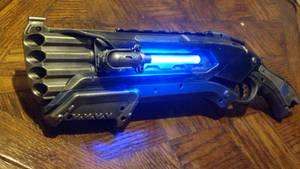 Prototype Mark III Nerf Rough-Cut shotgun