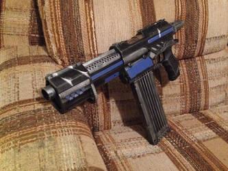 Deep-Space Marine Carbine-rifle Nerf Alpha Trooper