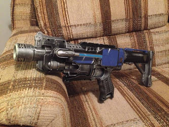 Space Marine Machine Pistol Nerf Barricade