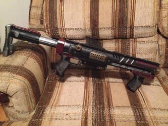 Space Marine Advanced Shotgun Nerf Raider