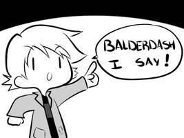 Balderdash! by WaywardDoodles