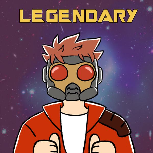 Legendary by WaywardDoodles
