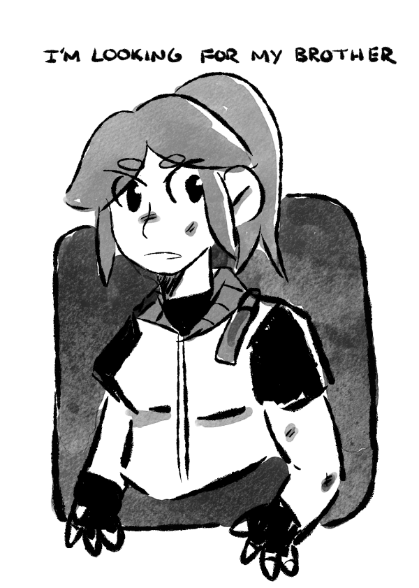 Claire Redfield by WaywardDoodles