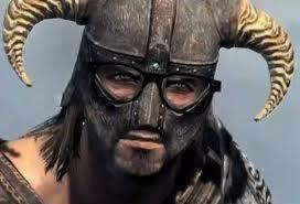 Skyrim: Dovahkiin by werewolfbeast566