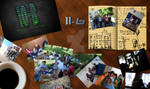 11-B collage