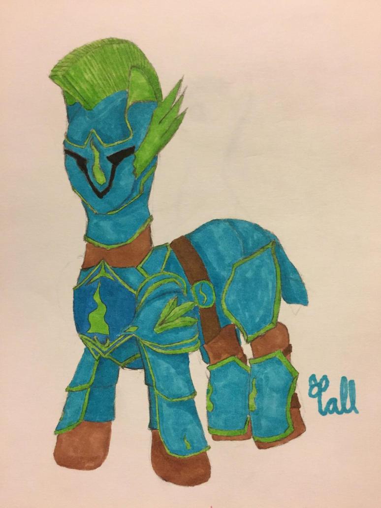 Guthixian Knight (Complete) by Niallofthe9ine