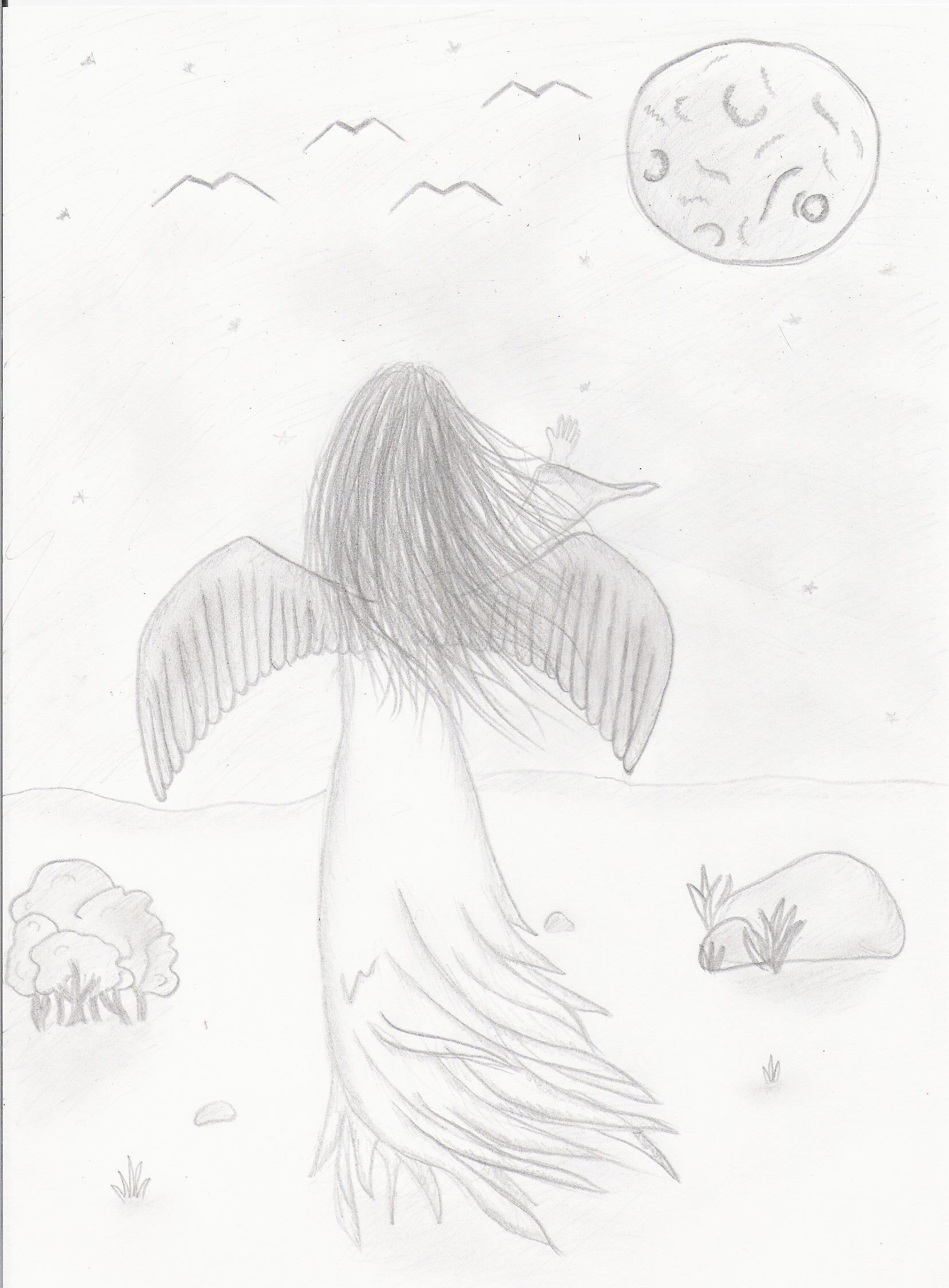 Angel by Nizami