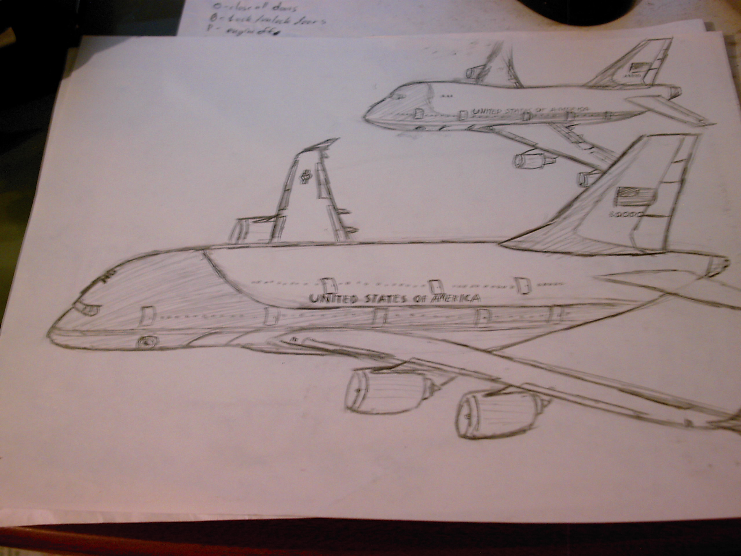 Future Air Force One By Dragonslayersair Future Air Force One By  Dragonslayersair