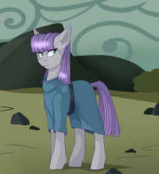 [Canon] Maud Pie by Melobee