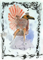 The Bird King: An Artist's Impression by dianaprobst