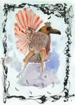The Bird King: An Artist's Impression