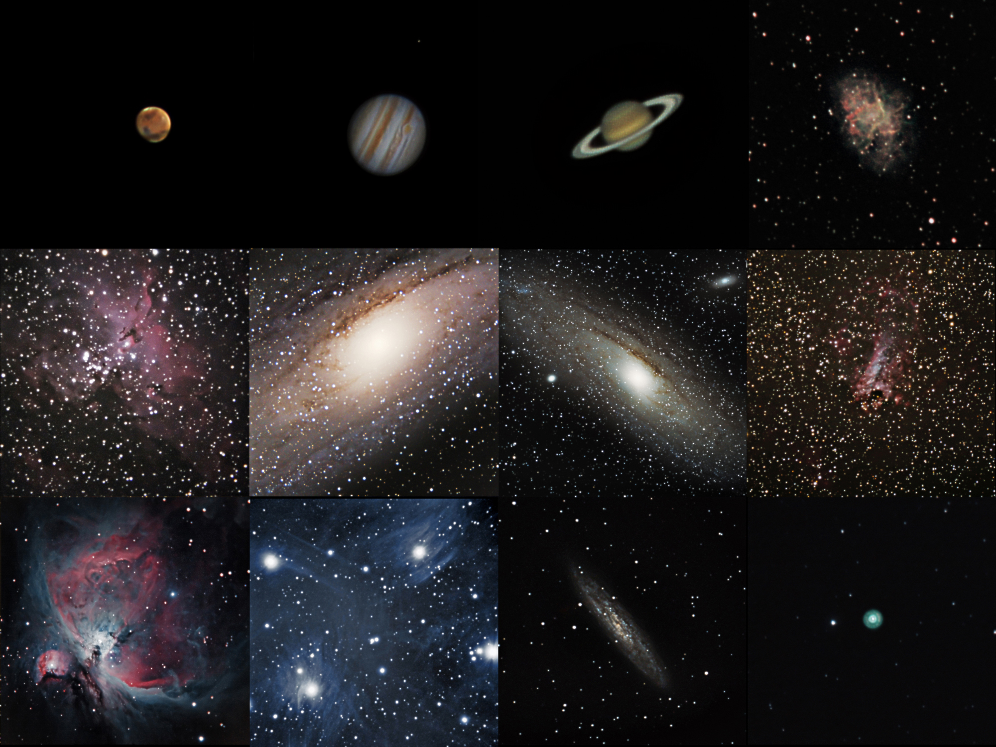 2012 Astro Photos