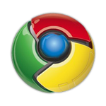 Google Chrome Dock Icon by Little-FR34K