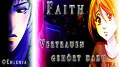 Cover zu Sweet Amoris FanFic (Faith)