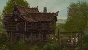 House by snaku6763