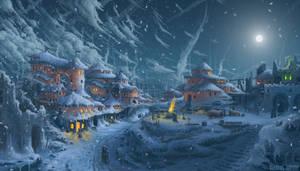 Snowy by snaku6763