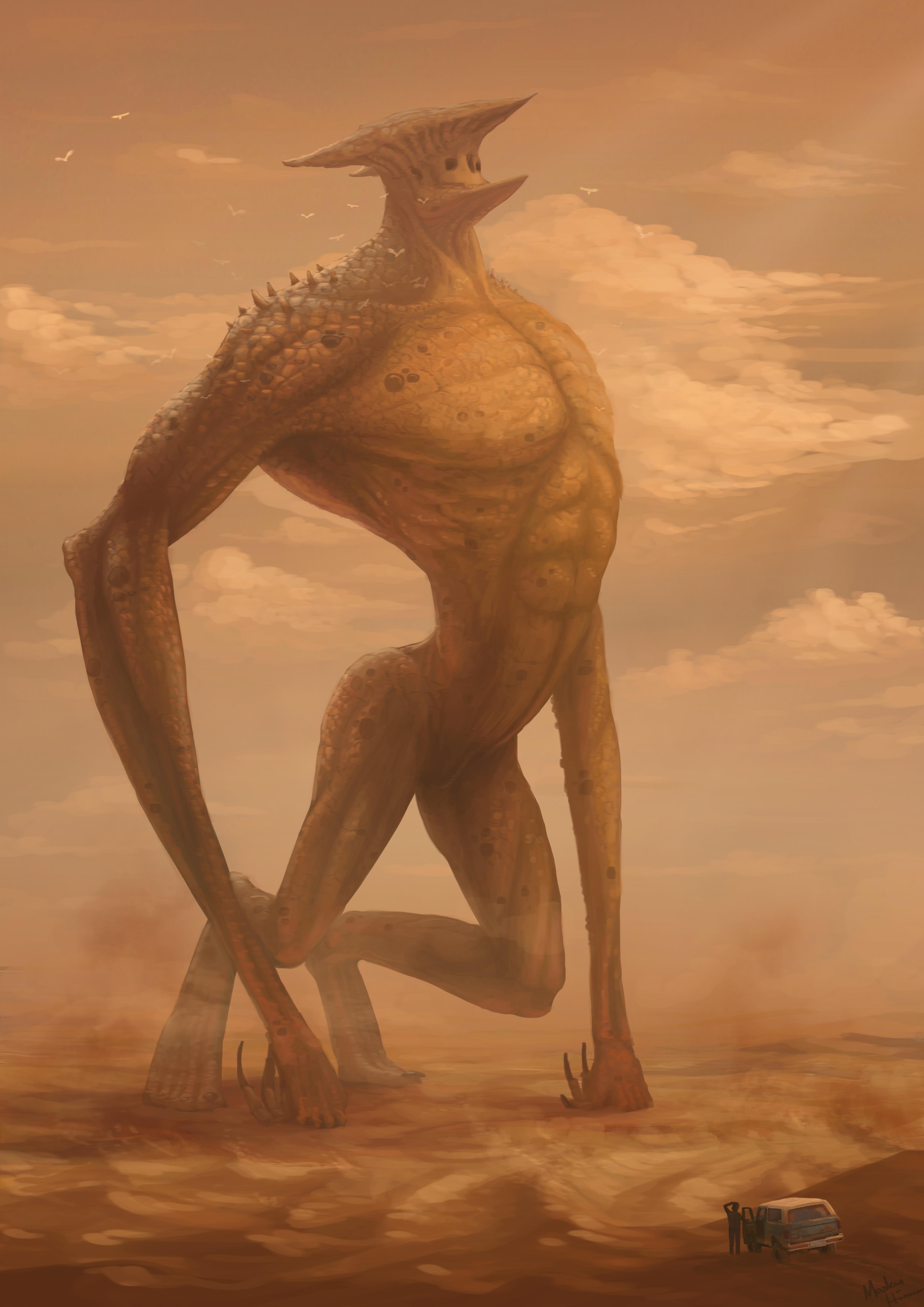 Walker by snaku6763