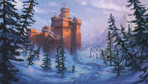 Orange Castle