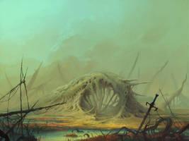 Swamp by snaku6763