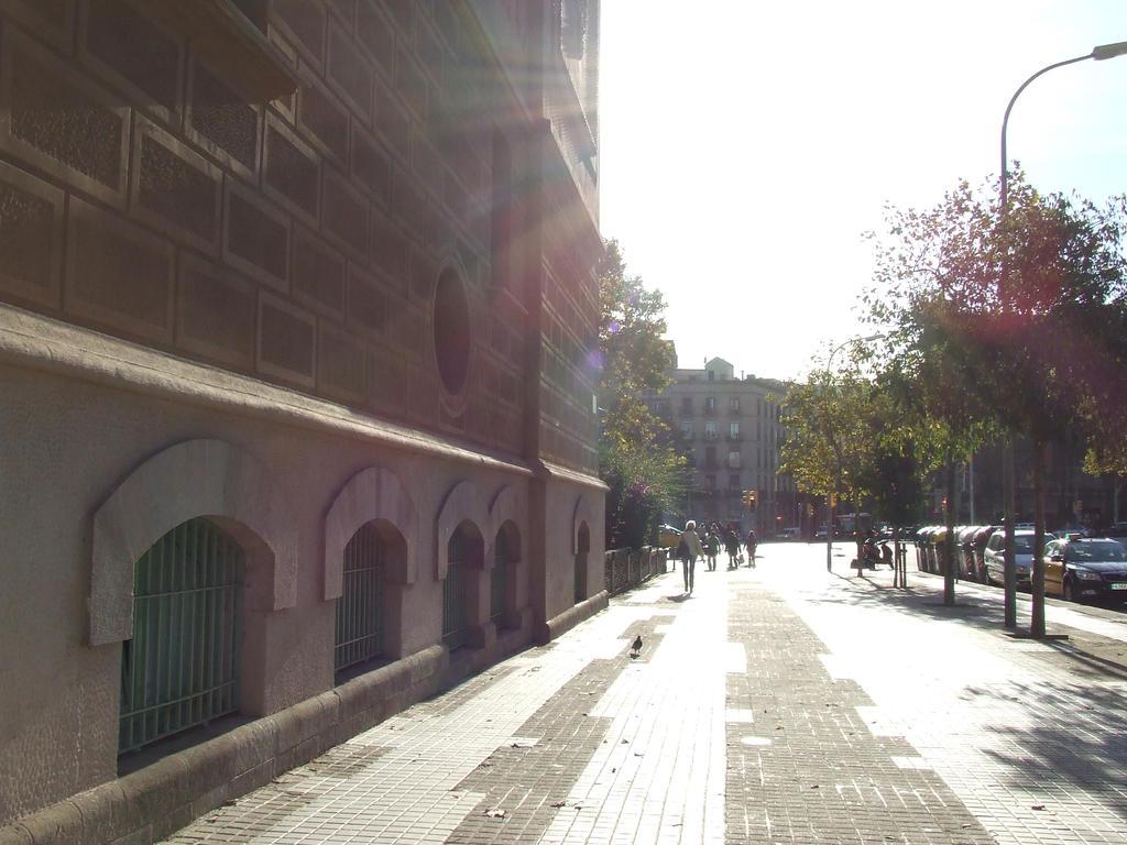 The light of Barcelona by Buchii