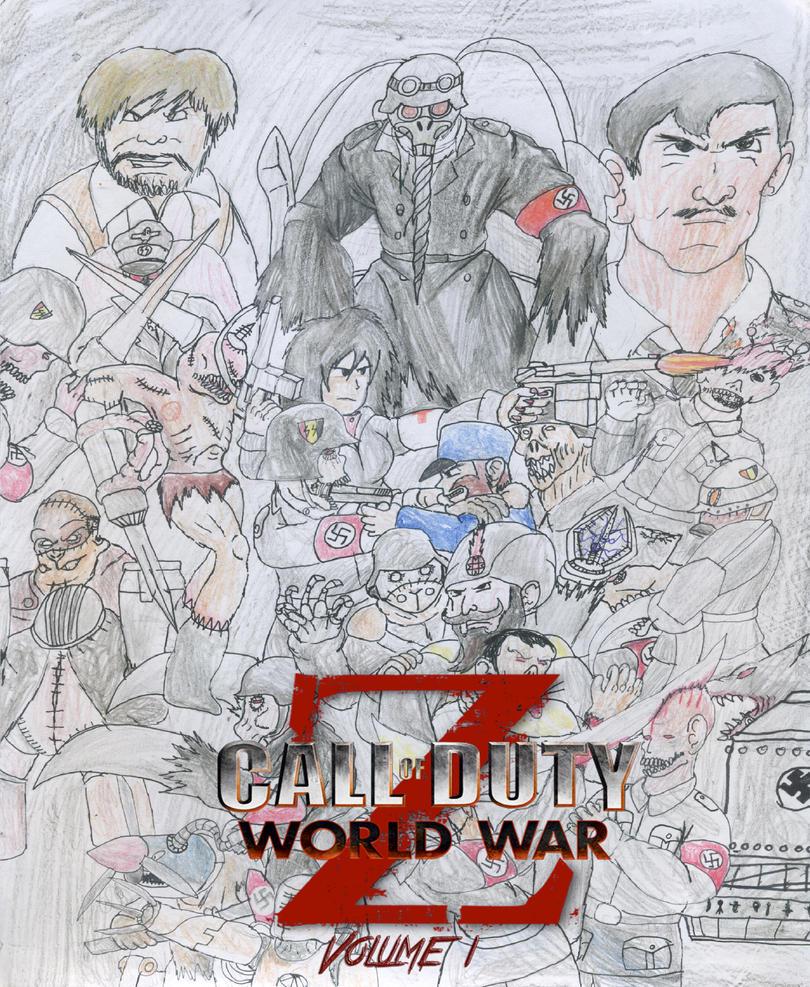Call of Duty: World War Z Volume 1 by redrangerki