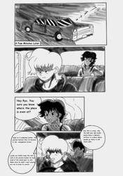 Devilman Chronicle X Volume 1 Ch1 Pg 5 by redrangerki
