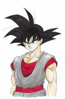 Evil Goku [Updated Version 4/20/20]