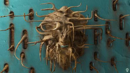 Wooden Kraken