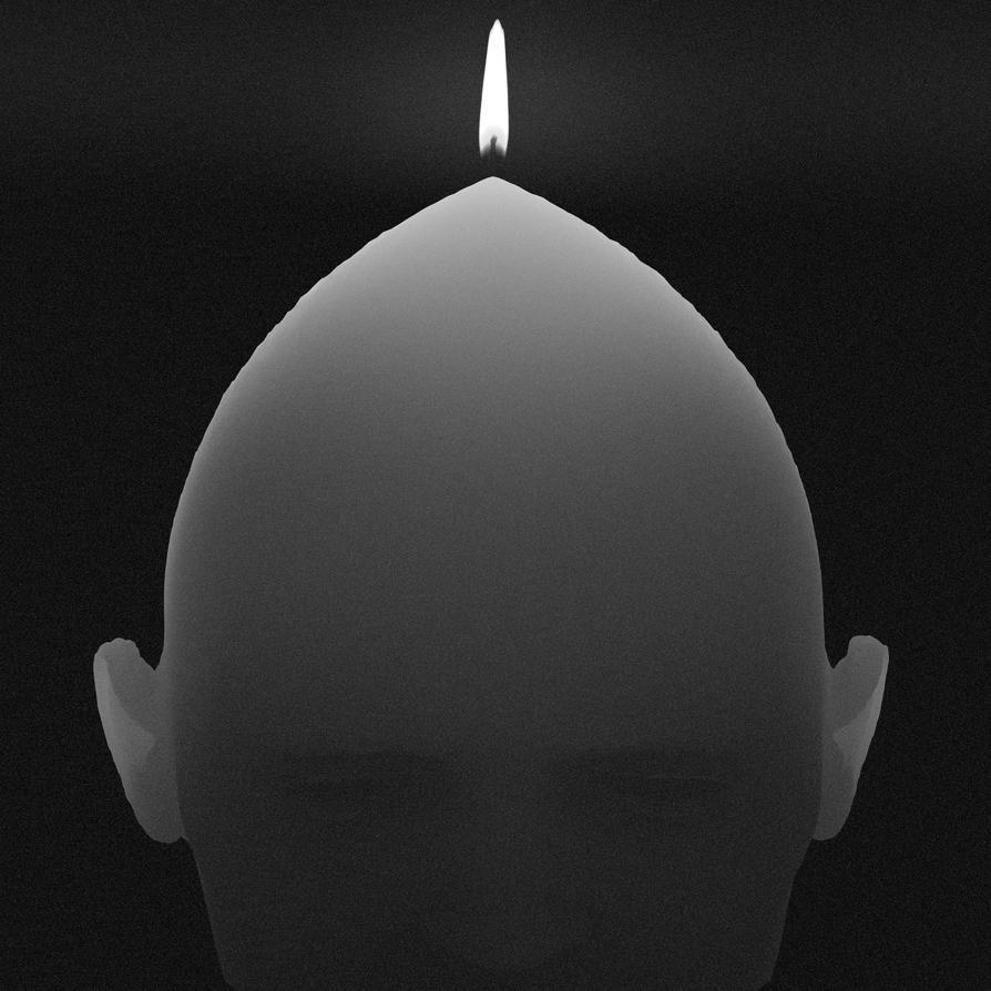 Candle by myaki-ru