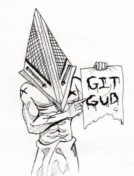 Pyramidhead's Advice