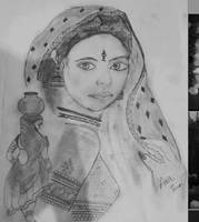 Rajasthani drawing