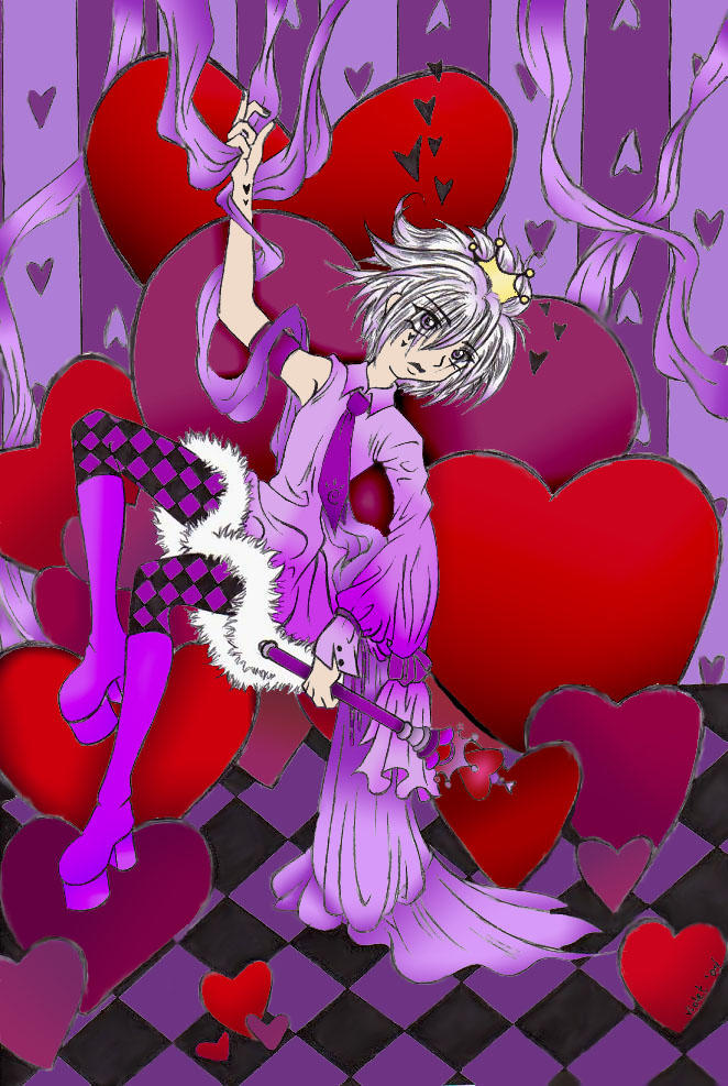 The King of Hearts by Twisted-Alice