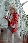 Mordred Cosplay from Fate Apocrypha