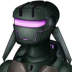 Robot Donnie by Nizero-T