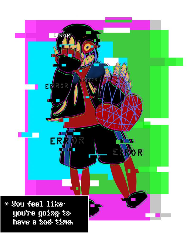 ERROR!SANS By Grim-Reaper-san On DeviantArt